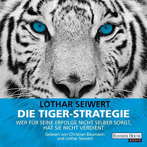 Die Tiger-Strategie audiobook cover art