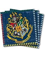Unikalne papierowe serwetki Harry Potter - opakowanie 16 szt.