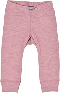 Papfar by Scandinavian Kidz 100% Merino Wool ECO Thermal Long Johns-Baselayer-Bottoms (3M-4T)