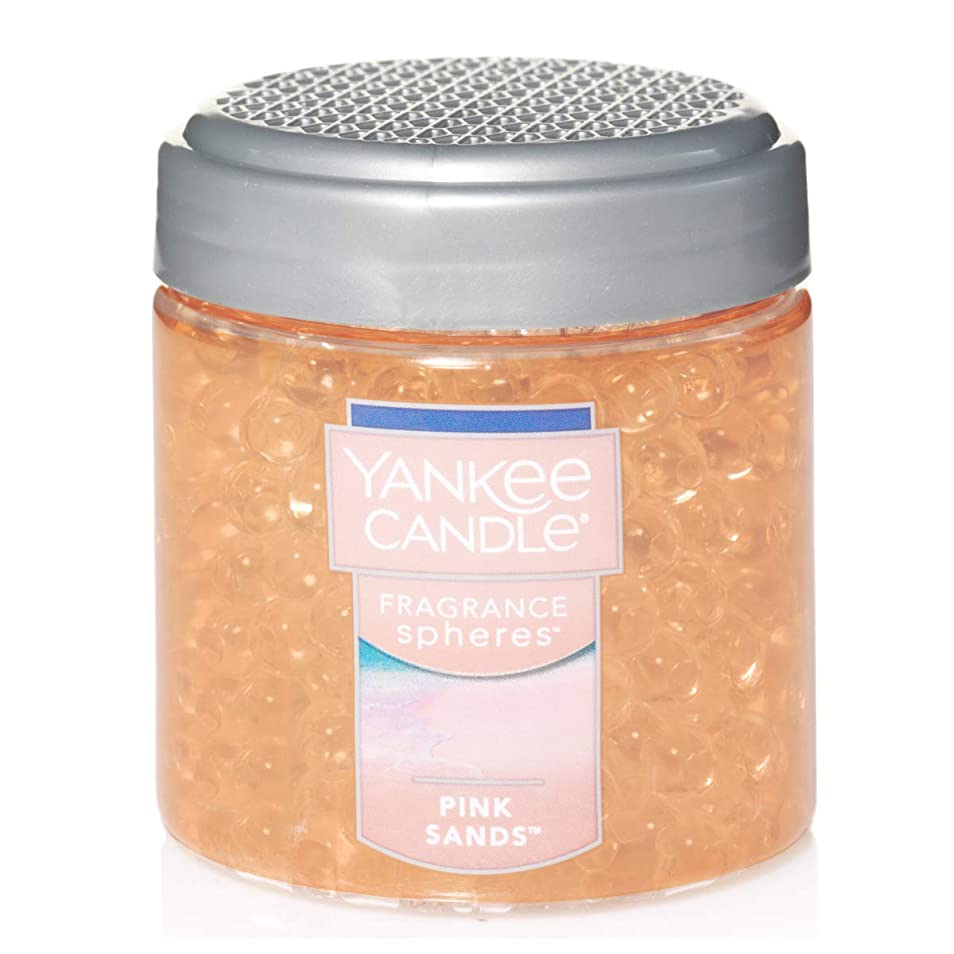 ヤンキーキャンドル(YANKEE CANDLE) YANKEE CANDLE フレグランスビーズ 「 ピンクサンド 」6個セット
