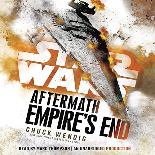 Empire's End: Aftermath cover art