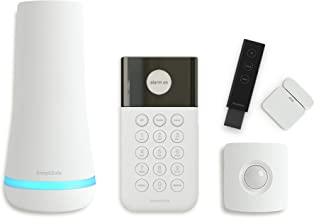 SimpliSafe 5 Piece Wireless Home Security System - Optional 24/7 Professional Monitoring - No Contract - Compatible with A...