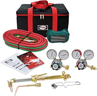 Harris Ironworker 4400367 HHD 510 CGA Acetylene Cutting Torch Outfit