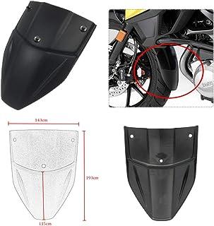 Color : Black Garde-Boue Moto Garde-Boue arri/ère des pneus Hugger Splash Guard Cover for R 1200 GS LC R1200GS Adventure 2010 2011 2004-2012 Volume Moyen Quotidien