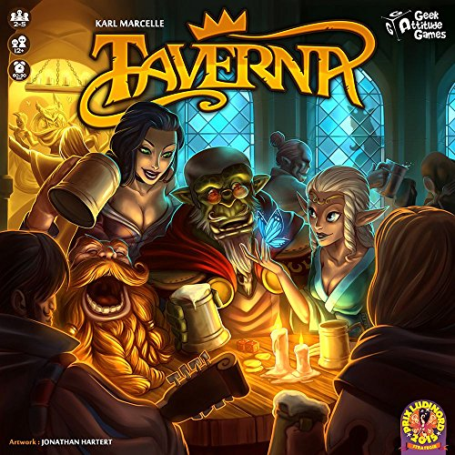 Taverna by Geek Attitude Games