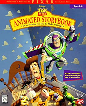 Toy Story Animated Storybook - PC/Mac