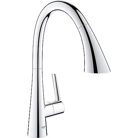 GROHE Parkfield Single-Handle Bathroom Faucet New Pro 23305EN0 Brushed Nickel