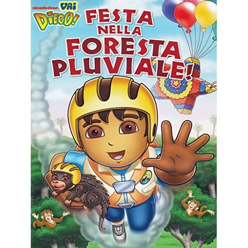 Vai Diego - Festa Nella Foresta Pluviale