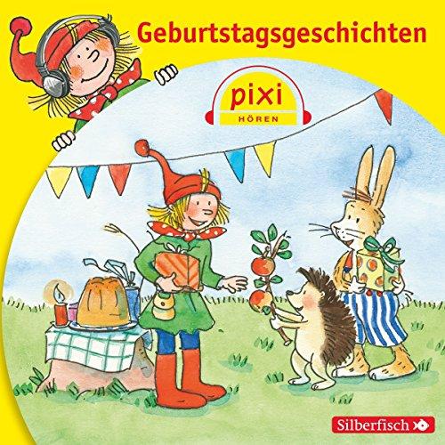 Geburtstagsgeschichten     Pixi Hören              By:                                                                                                                                 div.                               Narrated by:                                                                                                                                 Wanja Mues,                                                                                        Andrea Sawatzki,                                                                                        Heikko Deutschmann,                   and others                 Length: 23 mins     Not rated yet     Overall 0.0