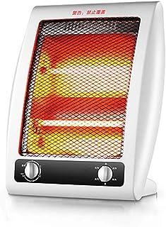 Radiadores electricos bajo consumo aceite,Mini Ventilador Calentador Calentador eléctrico Escritorio Hogar Práctico Calentador Radiador Calentador Máquina Bajo ruido para invierno 400W-800W