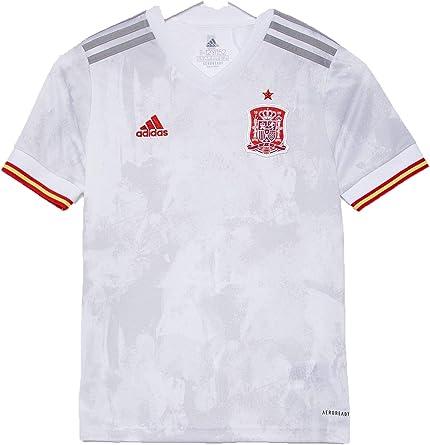 adidas 2020-21 Spain Away Youth Jersey : Clothing ... - Amazon.com