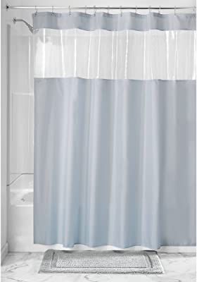 iDesign 26625 Poly View SC, Slate Blue, 72 inch x 72 inch