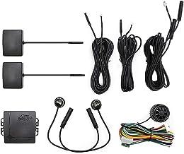 $149 » Five Bananas Blind Spot Detection System BSD Change Lane Safer BSA BSM Blind Spot Monitoring Assistant 24Ghz Microwave Sensors Car Driving Security Kit