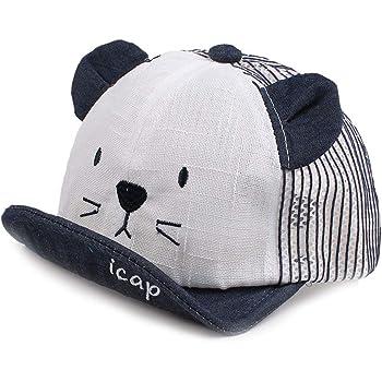 Love Rabbit Children Sun Headwear Black