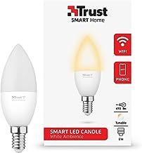 Trust Smart Home Smart WiFi ledlamp E14