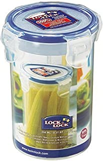 Lock & Lock HPL931D Round Tall Food Container 350ML