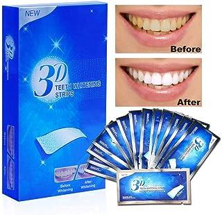 Tiras de blanqueamiento dental, tratamiento de