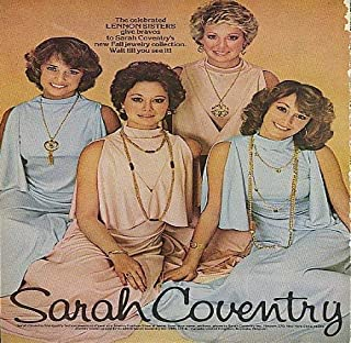 The Lennon Sisters for Sarah Coventry fine jewelry ad 1975