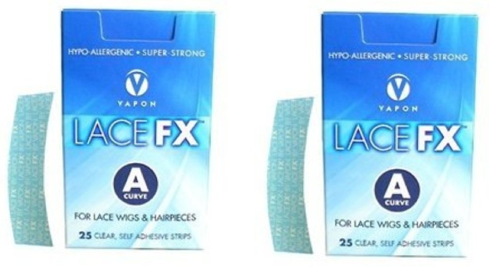 Lace FX A Curve Tape Hypo-allergenic Hair Piece Tap Wig Adhesive SEAL Discount is also underway limited product