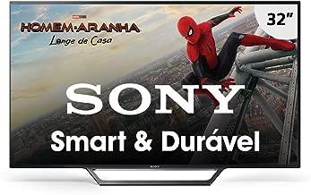"Smart TV, LED, 32"", Sony KDL-32W655D, HD, Preto"
