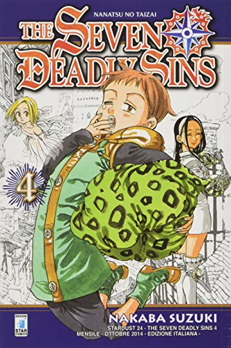 The seven deadly sins (Vol. 4)