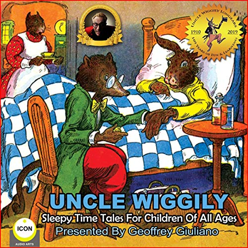 Uncle Wiggily Sleepy Time Tales cover art