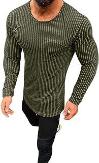 OrchidAmor Men's Solid Raglan Baseball Tee T-Shirt Unisex Long Sleeve Casual Athletic Performance Jersey Shirt