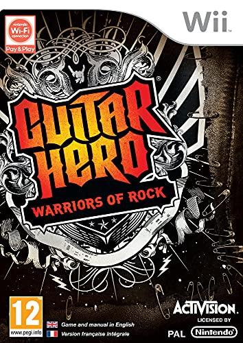 Guitar Hero 6: Warriors of Rock - Game Only (Wii) [Edizione: Regno Unito]