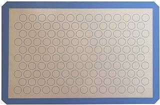Tapis de Cuisson en Silicone 3pieces tapis de pâtisserie à pâtisserie non glissante de tapis de cuisson de silicone pour r...