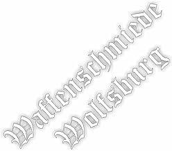 Suchergebnis Auf Für Waffenschmiede Wolfsburg Aufkleber