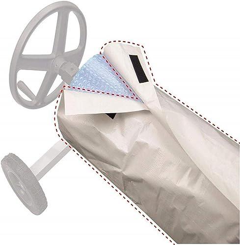 MANGGUO Cubierta Protectora de Carrete de Manta Solar Cubierta de enrollador-Protector Solar Impermeable El Uso de Ca...