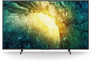 تلفزيون سوني BRAVIA 65 بوصة X75H LED 4K HDR الترا اتش دي الذكي الأندرويد، مساعد جوجل البحث عن الصوت KD-65X7500H -2020