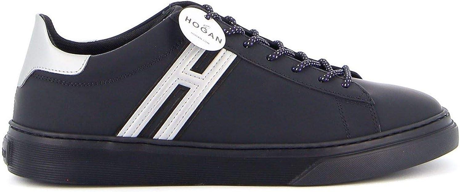 Hogan Sneakers H365 Nere HXM3650J310OA80353 Nero Uomo 5 : Amazon ...