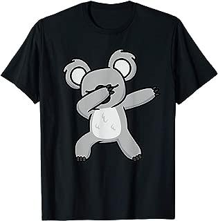 TIANLANGHB Dabbing Koala Design for Australia Lovers T-Shirt