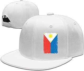 Predatorda RetroStyle Flag Of Hope Men's Flat Billed Baseball Cap