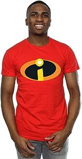 Disney Men's The Incredibles 2 Costume Logo T-Shirt