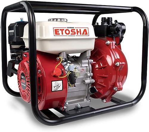 Fire Pump 8HP Water Pump Transfer Petrol 1333L/Min High Flow Irrigation Fire Fighting Irrigation