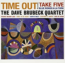 dave brubeck time out vinyl