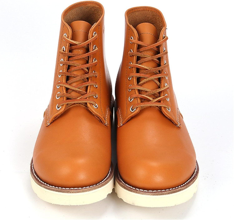 Les hommes de chaussures hommes bottes mode bottes chaudes angleterre scrub,marron,quarante - cinq