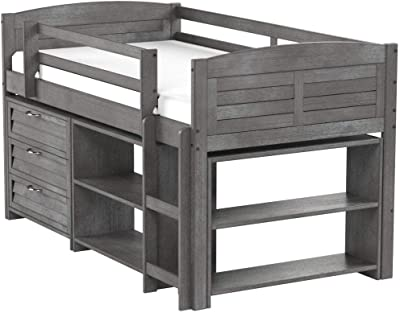 Amazon Com New Ikea Kura Children S Reversible Bed Dark