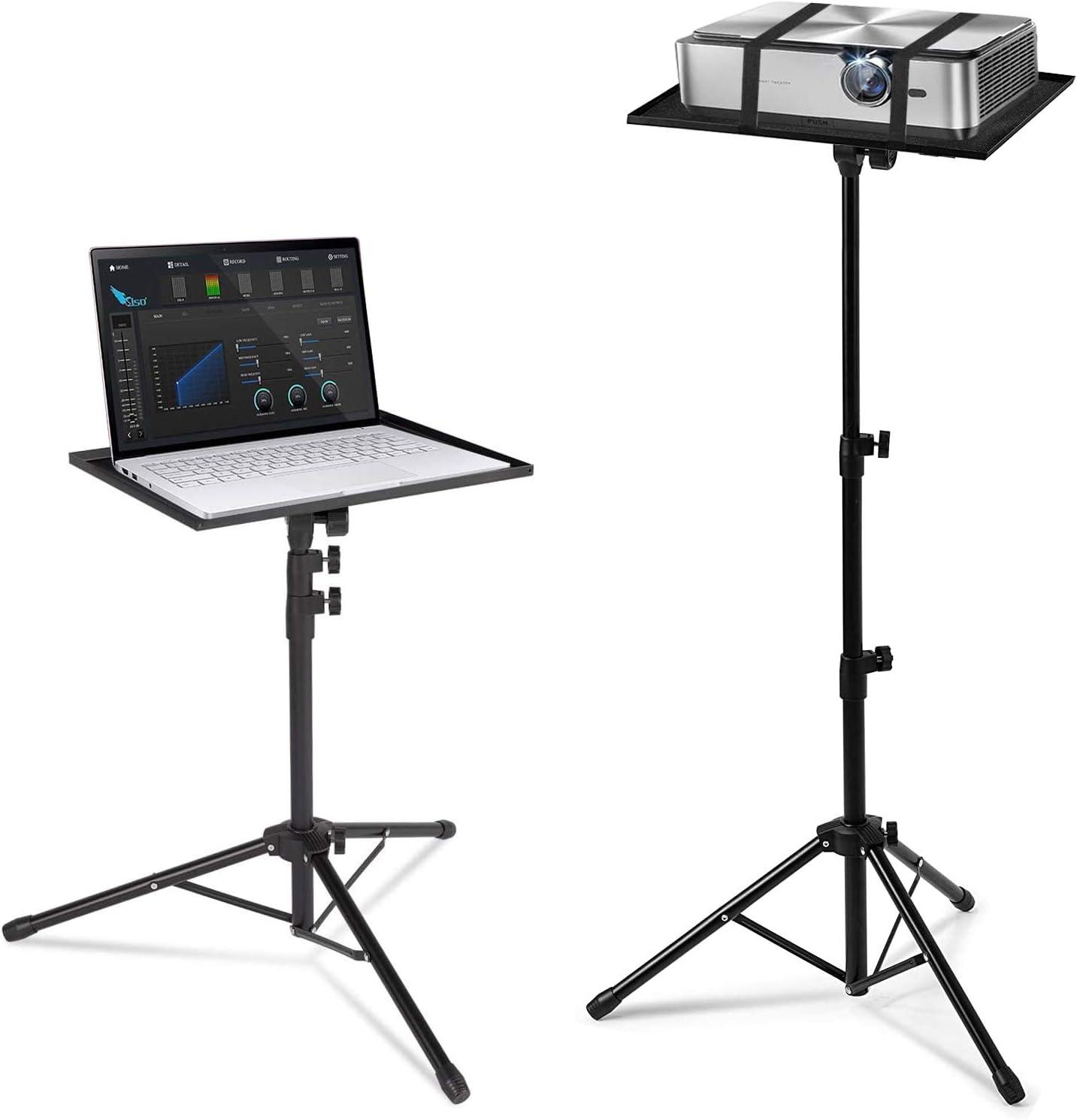 Wlretmci overseas Universal Excellence Laptop Projector Tripod Adjusta Stand Height