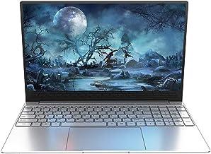 Ordenador portátil de 15,6 pulgadas, ordenador de sobremesa, J4115 Quad Core, Windows 10 Pro, pantalla IPS HD de 1920 x 10...