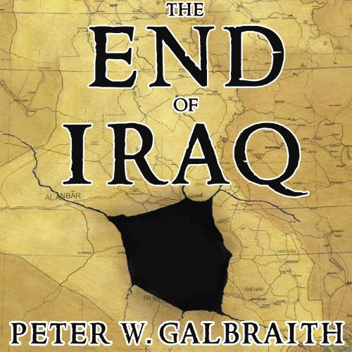 The End of Iraq audiobook cover art