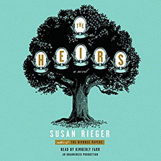 The Heirs     A Novel              By:                                                                                                                                 Susan Rieger                               Narrated by:                                                                                                                                 Kimberly Farr                      Length: 10 hrs and 24 mins     1 rating     Overall 4.0