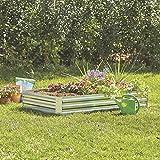 Kotulas Galvanized Steel Raised Garden Bed — 6ft. x 3ft.