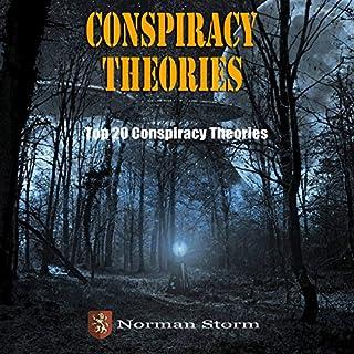 Conspiracy Theories audiobook cover art