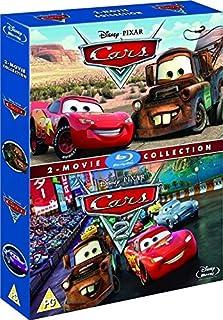 Cars & Cars 2 Box Set [Blu-ray] [2006] [Region Free] (B005KKGKMC) | Amazon price tracker / tracking, Amazon price history charts, Amazon price watches, Amazon price drop alerts