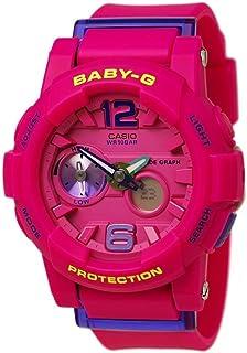 Casio - Baby-G - Urban Glide Series - Pink - BGA180-4B3