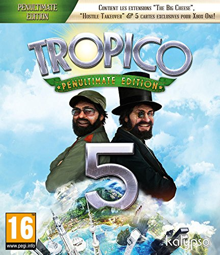 Tropico 5 (Penultimate Edition) Xbox One