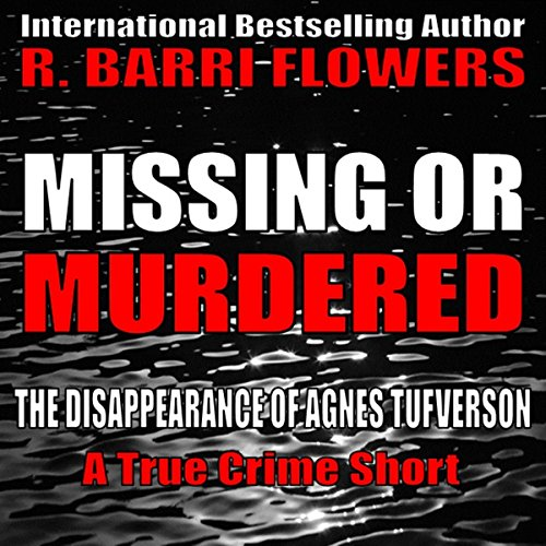 Missing or Murdered audiobook cover art